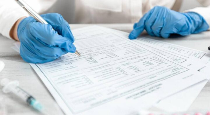 A decrease in the daily increase in COVID-19 infections recorded in Kazakhstan