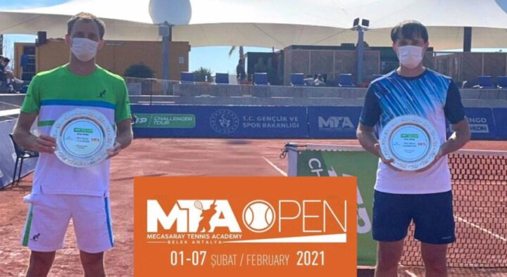 Alexander Nedovesov won the second Challenger in two weeks