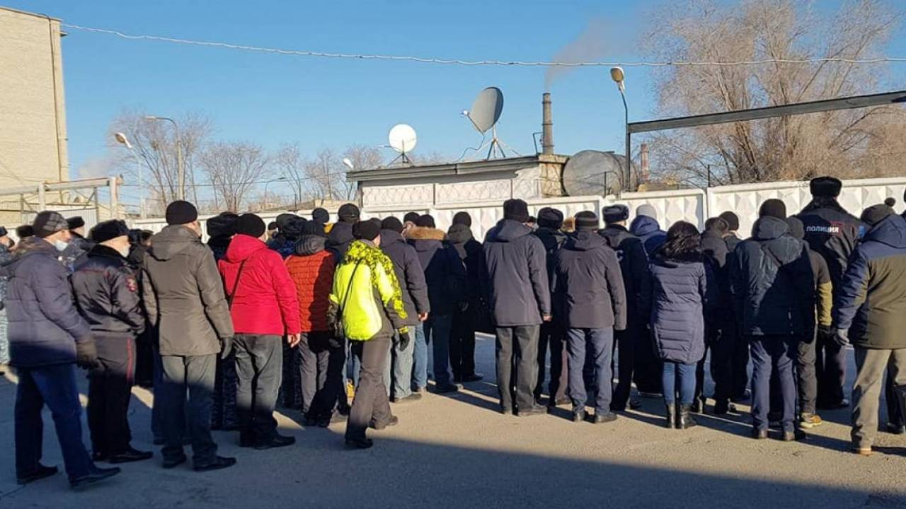 Fraudsters collect money to find the missing boy in Baikonyr