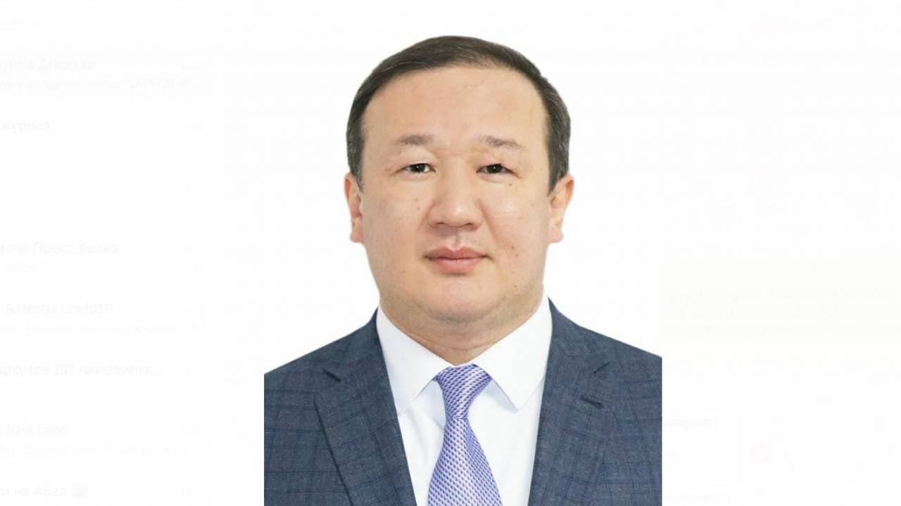 Former Deputy Head of Tengri Bank took up a post at the Financial Monitoring Agency