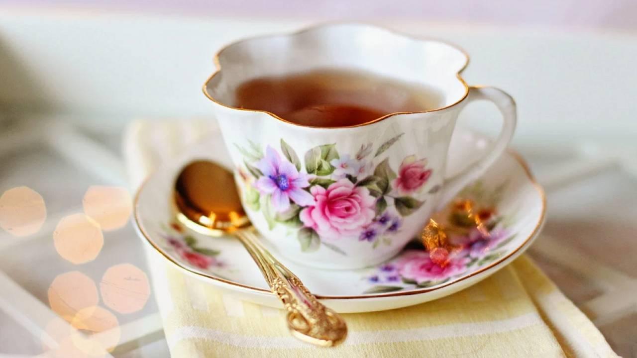 Who shouldn't drink tea, the doctor said