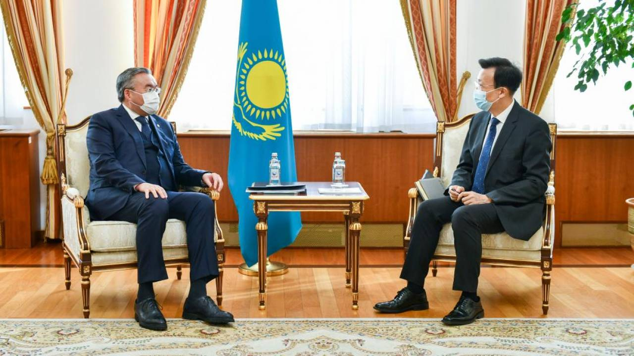 Kazakhstan and China intend to intensify relations in the post-pandemic period