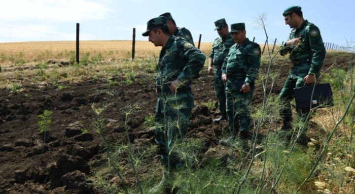 Clash on the border of Azerbaijan and Iran – two dead