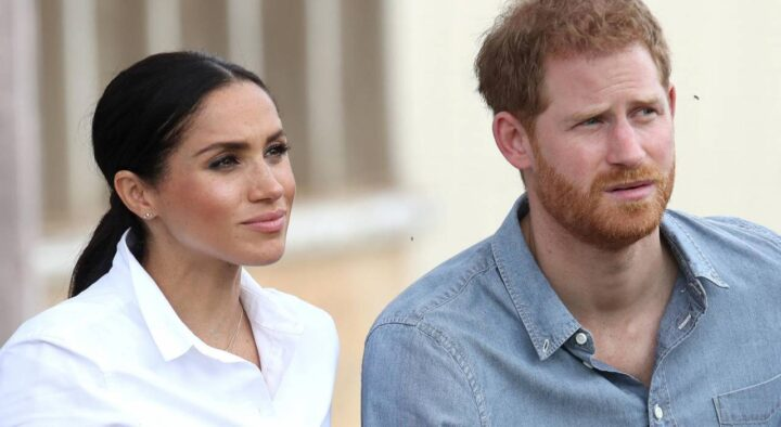 Prince Harry and Meghan advised to give up titles