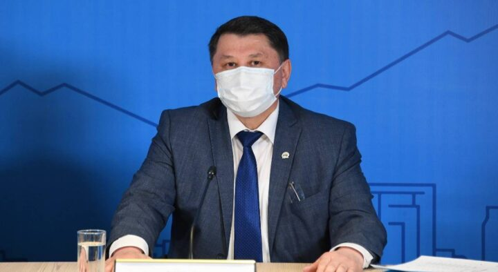 The epidemiological situation in Almaty is still difficult – Bekshin