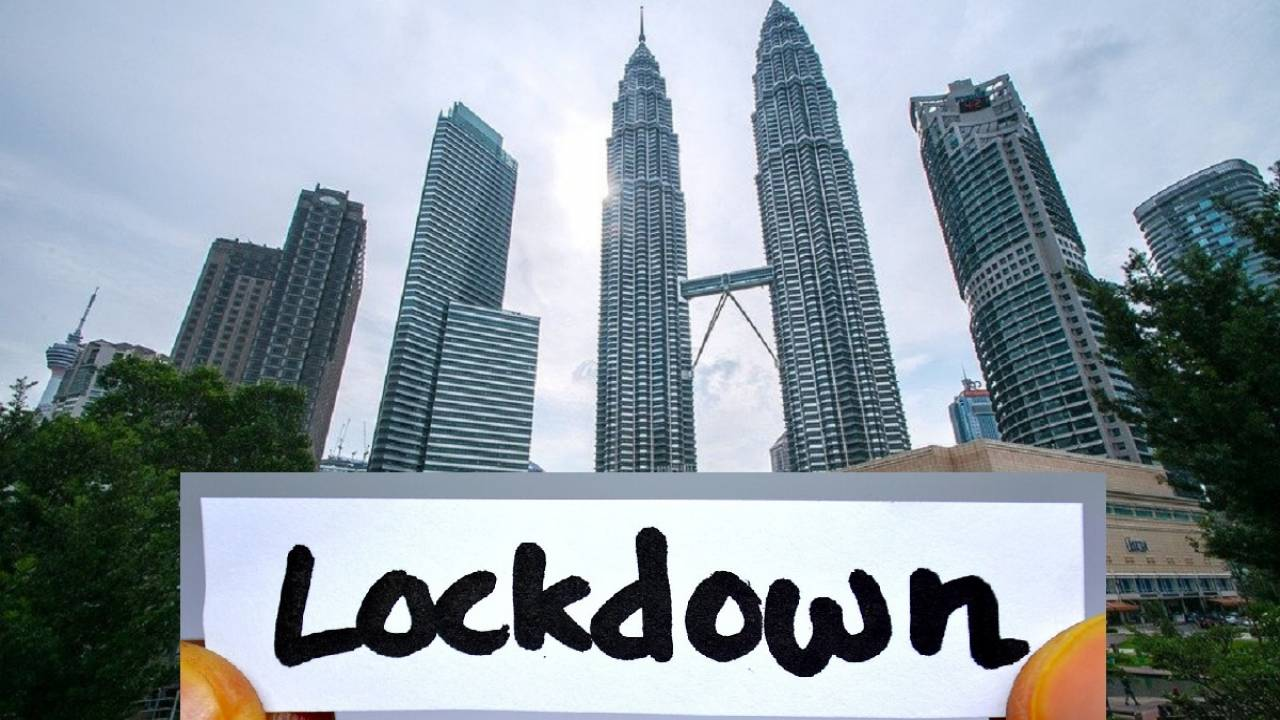 Full lockdown will be introduced in Malaysia