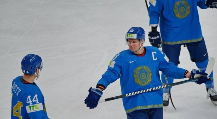 Ice Hockey World Cup: Kazakhstan lost to Canada